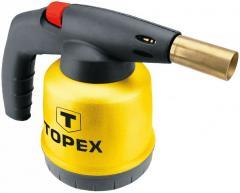Лампа TOPEX паяльная газовая, картриджи 190 г