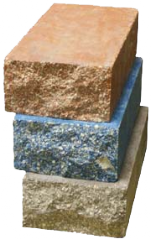 Miniplants for production of a brick