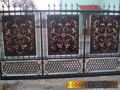 [Copy] Кованные ворота
