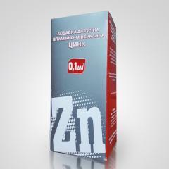 Мікроелемент Цинк (Zn)