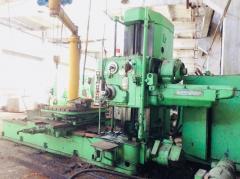 Horizontal boring machine 2620a