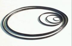 Кольцо резиновое имп.ERIKS (внутр.диам. от 6мм до 250мм) толщина 3,5мм