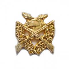 Кокарда егеря (металл)