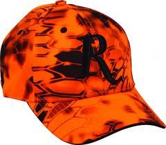 Кепка для охоты сигнальной расцветки Remington Kryptek Blaze Camo Cap