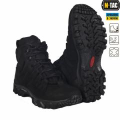 M-Tac Ботинки полевые Mk.2 черные
