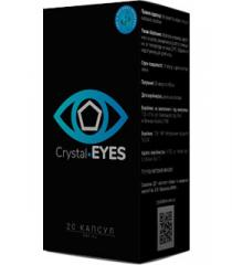 Капсулы для зрения Crystal Eyes Кристал Айз