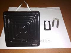 Инфракрасные (ИК) керамические нагреватели 120x120