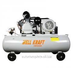 Компрессор высокого давления Well Kraft