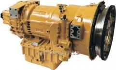 The spare part for automatic transmission of Avtec