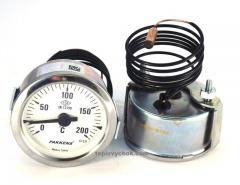 Термометр капілярний Pakkens 0-200 ° С L2000mm