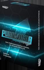کپسول برای قدرت Puriwagra (Purivagra)