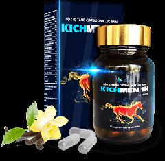 Капсулы для улучшения мужской силы Kichmen Combo Кичмен Комбо