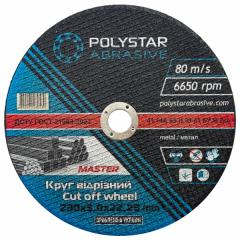 Круг отрезной для металла Polystar 41 14A 230 3.0