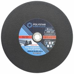 Круг отрезной для металла Polystar 41 14A 350 3,0