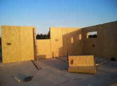 жилой дом с СИП-панелей