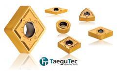 Сплавы TaeguTec для обработки жаропрочных сплавов