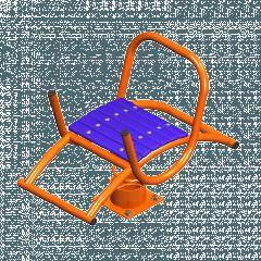 Качалка на пружинке «Скутер»