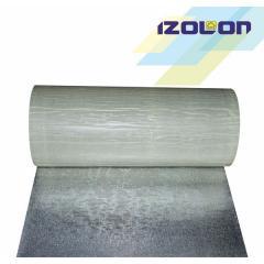 Изолонтейп 500 3004, 4 мм, фольгированный, 1 м серый
