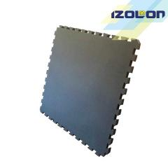 Татами IZOLON BASE 30 мм, 1 м *1 м серый