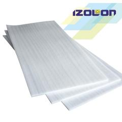 Мат из материала IZOLON AIR 25 мм, 2 м х 1 м белый
