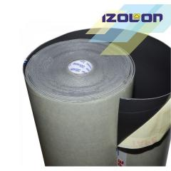 Изолонтейп 500 3005, 5 мм, VР D, 1 м, серый
