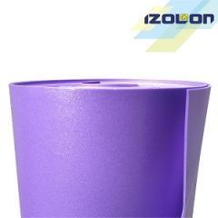 Цветной изолон 500 3002, 2 мм, 1 м фиолетовый