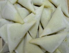 Бендерики с капустой и луком