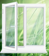 Окна пластиковые, окна REHAU с климат-контролем,