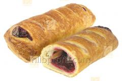 Puff Pastry with Cherry 0.160 kg frozen