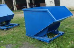 Контейнеры для негабаритных и строительных отходов