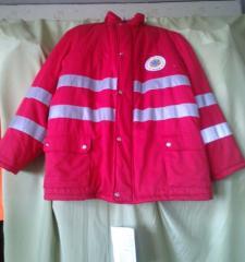 Куртка зимняя ТО МОД 17-19-296-07