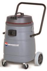 Трехтурбинный профессиональный пылесос для сухой и влажной уборки  Biemmedue SP 70 4 HP Т (бак 65 л)