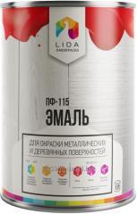 Эмаль ПФ-115 «М» «Lida» (Беларусь)