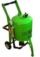 Абразивоструйный ( пескоструйный) аппарат SB57