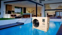 Heat pump for EVO EP-100 pool