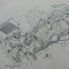 Бак трасмиссионный на Т-72 (175.32.104сб-2)