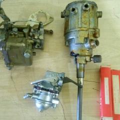 Бензонасос для электростанции АБ-8