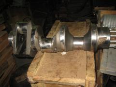 Вал коленчатый для двигателя УТД-20 ( кат. номер