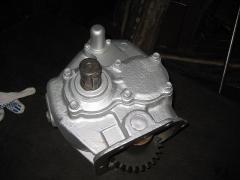 Коробка отбора мощности (КОМ) под лебедку газ-66