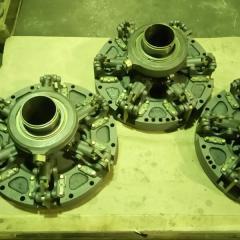 Муфта сцепления в сб. на двигатель УД6(526-00-2)