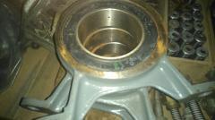Опора двигателя БМП 765-12-416