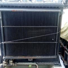 Радиатор водяной на двигатель 1Д12