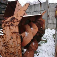 Шнек снегоочистителя ДЭ-226
