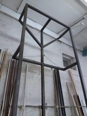 Изготовление сварных конструкций из стали
