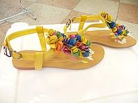 Летние женские босоножки, Обувь женская