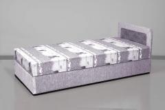 Кровать 0.8 (эконом блок)