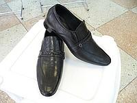 Туфли мужские кожаные Мида черные