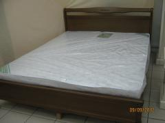 Bed TATYANA, I will buy a wooden bed, I will buy a