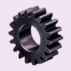 Cogwheels, gear wheels, production