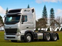 HOWO A7 4x2, 6h2, 6h4 truck tractors